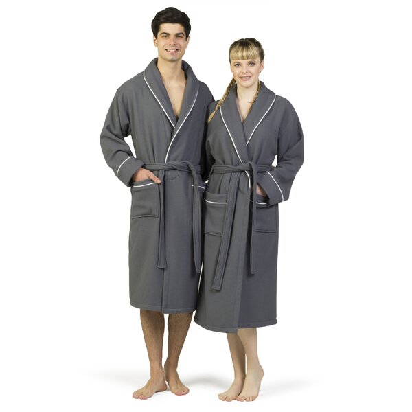 Gautier 100% Turkish Cotton Bathrobe by The Twille
